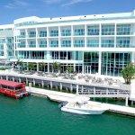 Hilton at Resorts World Bimini and Hilton Dock
