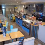 Newly refurbished, bright and clean!