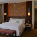 Room 1106 - Bed