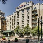 Springhill Suites By Marriott Memphis Downtown