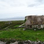 Glimpse of Inishmoor.