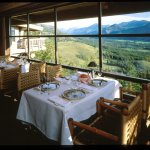 Sun Mountain Lodge Dining Room