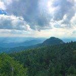 Calloway Peak views.