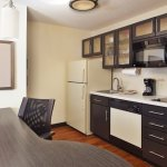 Spread out in our One Bedroom Queen Suite kitchens!