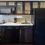 Awesome Queen Studio Suite Kitchens!  You can feel at home!