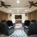Complimentary Guest Theater Room