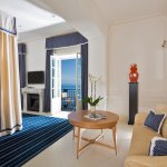 J.K. Place Capri Master Room with Sea View