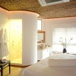 Clarins spa - Cabin
