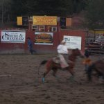 Rodeo in West Yellowstone