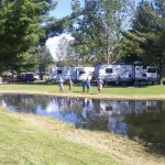 South Isle Family Campground Foto