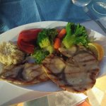 The BEST meal we have had in our almost 2 weeks in Greece!