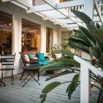 Pepper Tree Retreat main porch