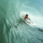 Surfing Salinas Grandes