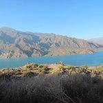 Potrerillos Dam Foto