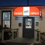 Ludington ticket office