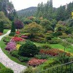 Butchart Gardens Foto