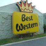 Foto de BEST WESTERN Route 66 Rail Haven