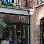 Vintage Hotel Brussels Foto