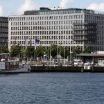 Frontview ATLANTIC Hotel Kiel