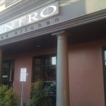 Exterior of Kentro Greek Kitchen in Fullerton, CA
