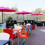 Guest Patio - Take sun or just a drink in our terraze