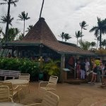 Gazebo Restaurant at Napili Shores Foto