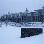 Winter at Pounamu Apartments