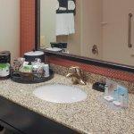 Standard Double Guest Bathroom