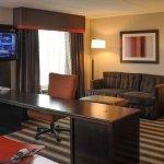 King Suite Desk Area