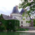 Le vieux moulin et le château