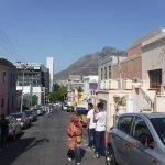 Street life in Bo-Kaap
