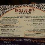 Photo de Uncle Julio's