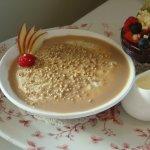 """""""Liquer"""" Porridge-delicious!!"""
