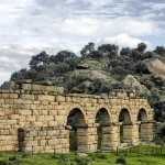 Alinda Ruins-bild