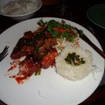 Pork with 5 spice
