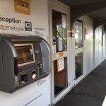 Accueil et réception automatique