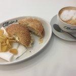 O'Briens irish sandwich bar Foto