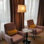 Renaissance Paris La Defense Hotel Foto