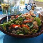 Fishermans salad
