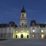 Во дворце проходят по четвергам замечательные концерты оперетты.