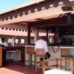 Terrace bar and restaurant