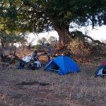 Backpacking in Kruger
