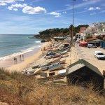 Fisherman's Beach at Olhos D'Agua
