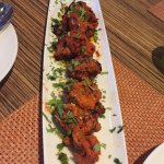 The most amazing Chicken Tikka Kebabs I have ever had. Very well marinated with lovely flavour.