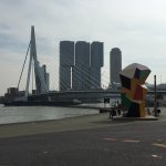 Photo of Erasmus Bridge