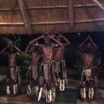 Tribe dance