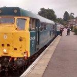 Epping Ongar Railway Bild