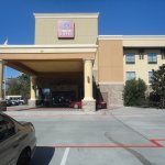 Front of Comfort Suites Spring, Texas