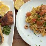 pasta & sardine