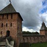 Novgorod Kremlin (Detinets) Foto